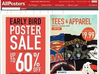 allposters.com coupon